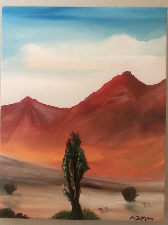 Joshua Tree - Matt Michael De Mattos