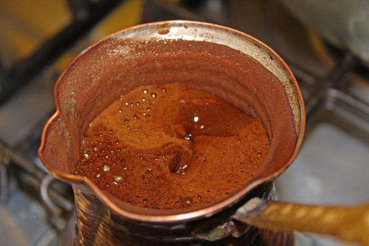 Turkish Coffee - Sara XXII