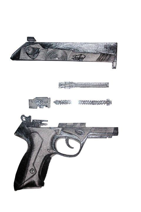 Cupid's Gun - Sara XXII