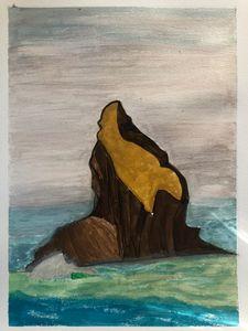 Sea rock - DevArt
