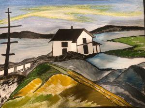 House by the sea - DevArt