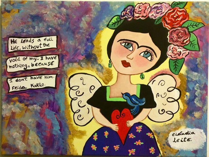 Frida - Cláudia Leite