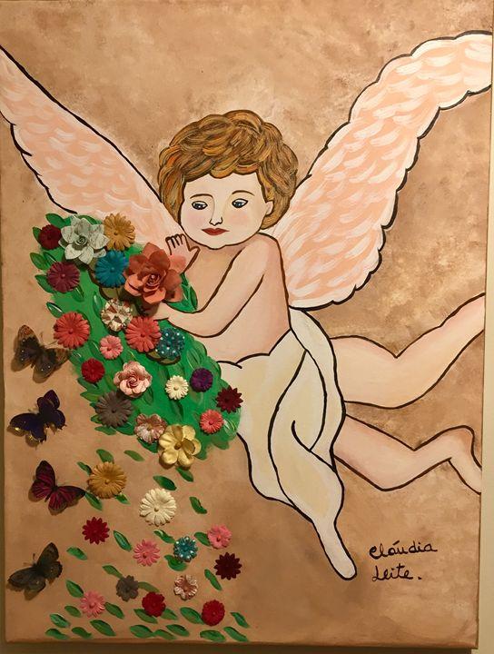 Angel Gardener - Cláudia Leite