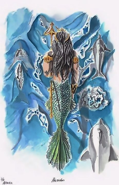 Poseidon - Ralphs Colours