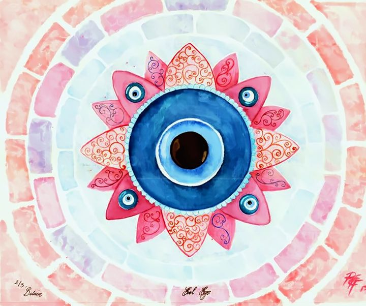 Evil Eye - Ralphs Colours