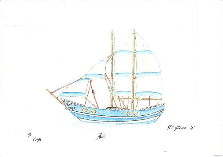 Port - Ralphs Colours