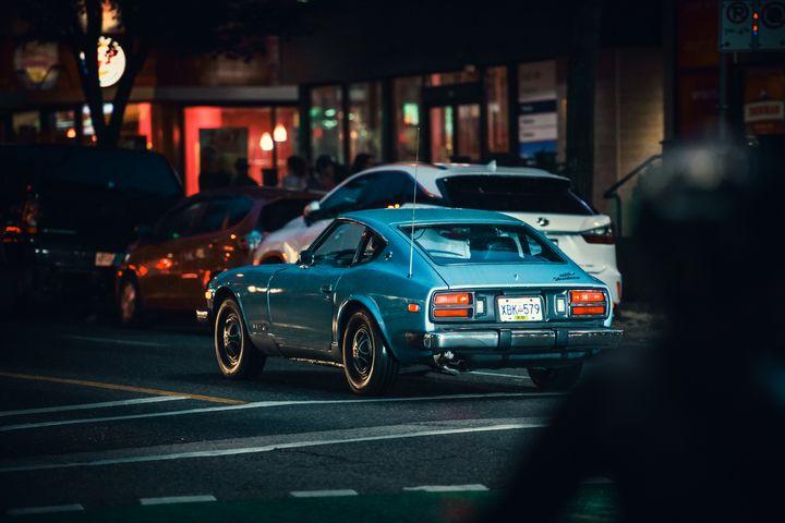 Datsun 280z - Alien G. Birb
