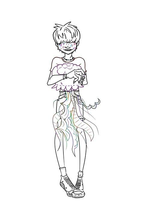 Lines - Ren's Art