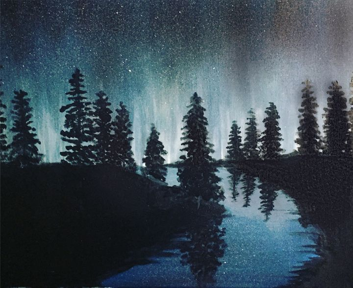 Aurora River - Inspiration-J