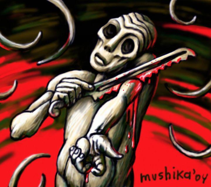 the violinist - Mushika
