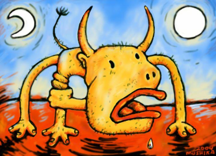 bull - Mushika