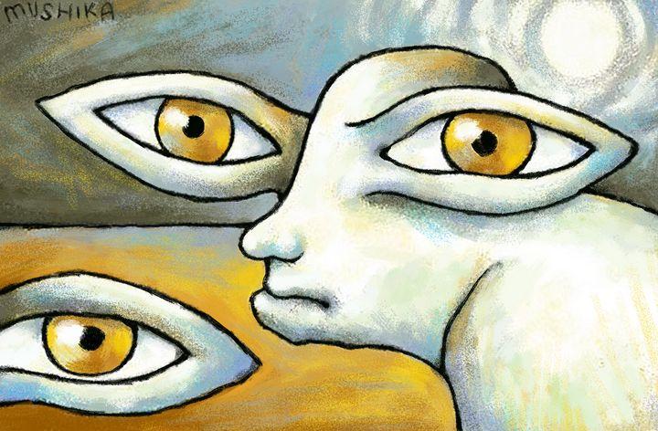Eyes of the Termites - Mushika