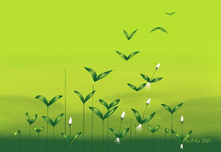 spring - Mushika