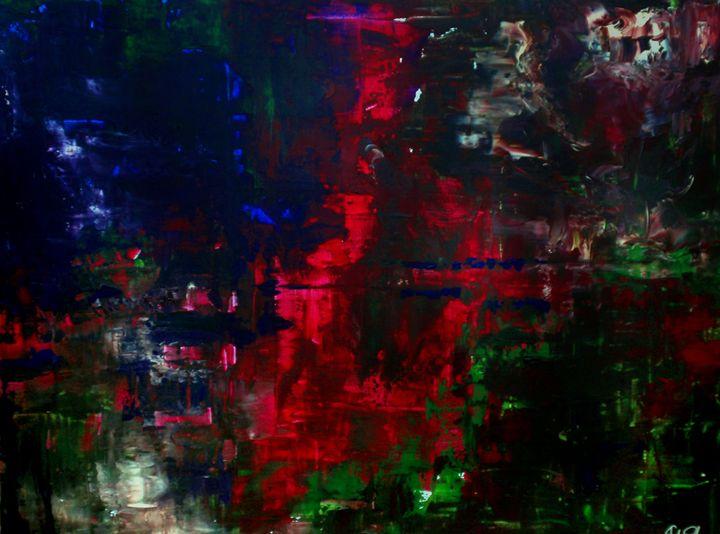 Mirror Pond - Kaileigh Osarczuk