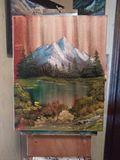 Woodgrain Mountain Lake Retreat