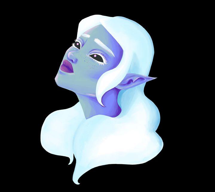 Space Girl - Morose