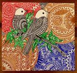 Print of original mandala