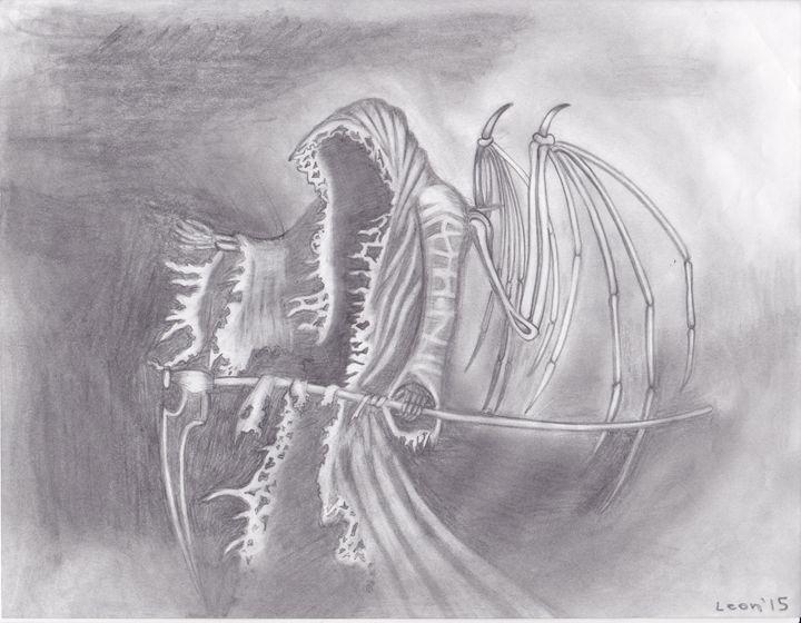 Grim - R.L. Thomason