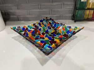 Pop some color - Fine Glass Fusing