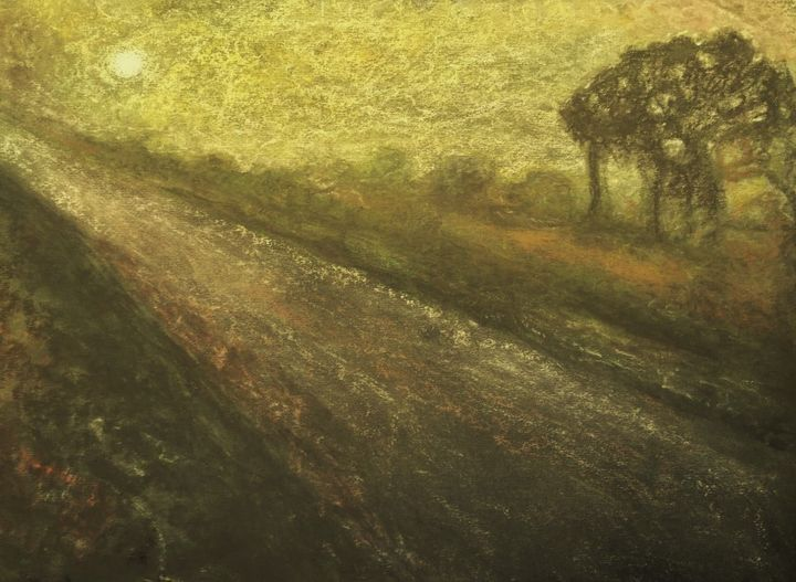 Foggy Yorkshire - Ian Allred
