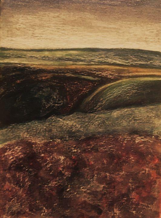 Above Haworth - Ian Allred
