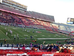 State Football At Camp Randall