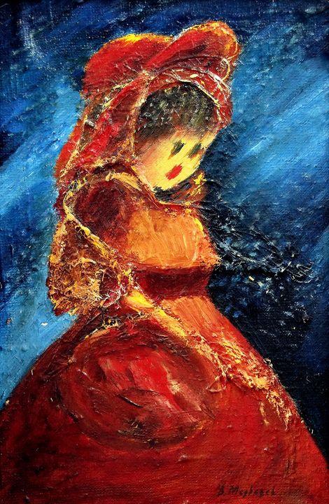 Девушка в красном - Eric Vem