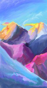 Colorful land - Sydney Lee