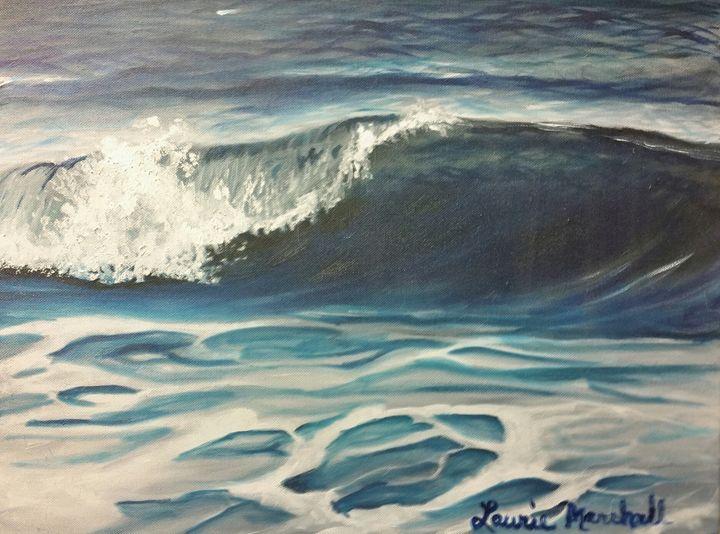 Wave on the Ocean - Laurie Ann Marshall