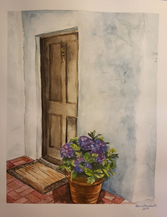 Carmel-by-the-sea - Laurie Ann Marshall