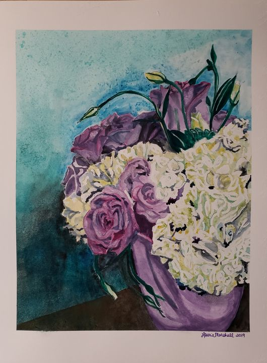 Kona's Flowers - Laurie Ann Marshall