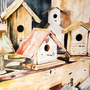 Put a Little Birdhouse in Your Soul