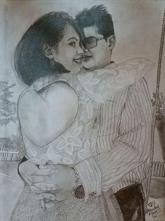 Pencil Art - Portraits