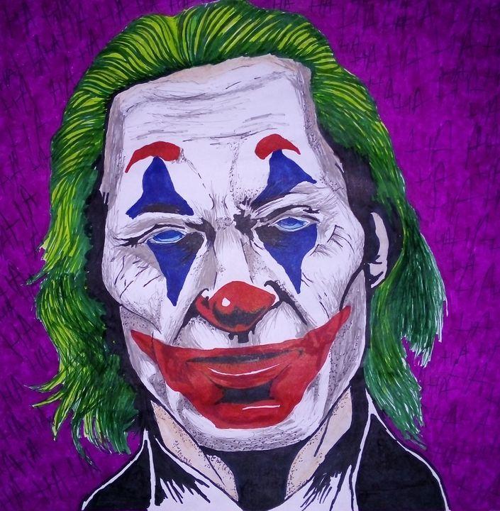 The Joker - ForeignSkills