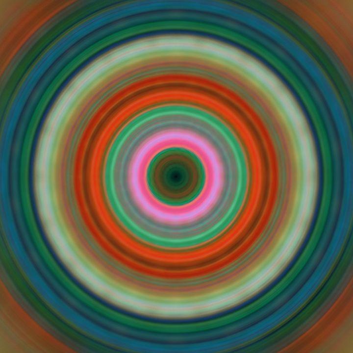 Vivid Peace - Sharon Cummings Art - Sharon Cummings Fine Art