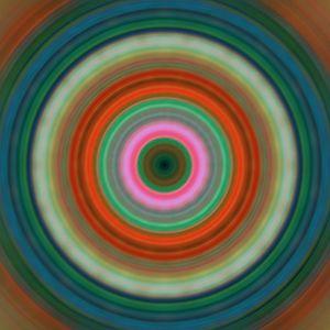 Vivid Peace - Sharon Cummings Art