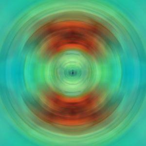 Qi - Energy Art By Sharon Cummings