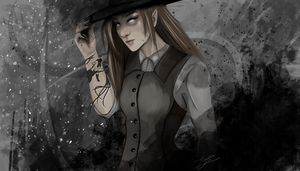Steam Punk Witch