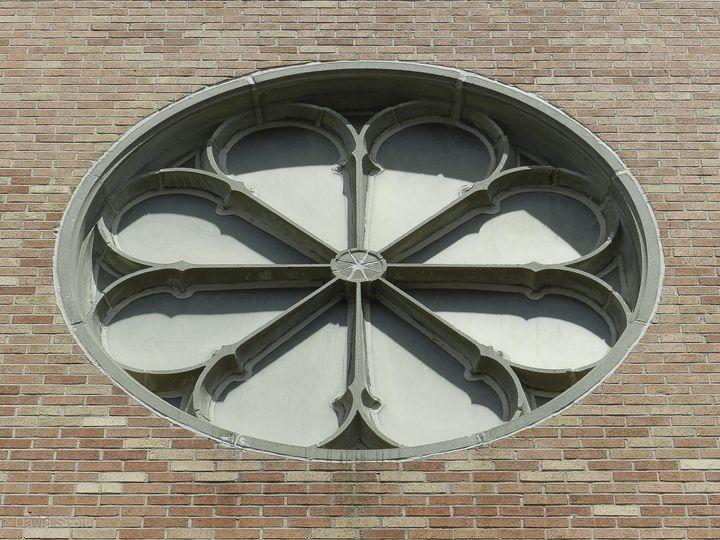 Church Window, Gods Portal - David Scott