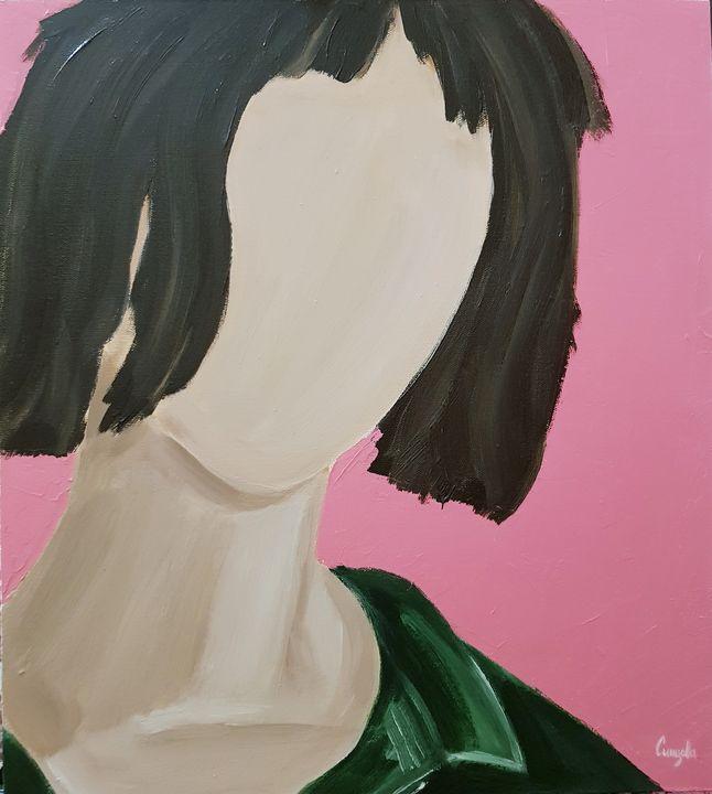 Portrait without a name - Natalya Sintsova