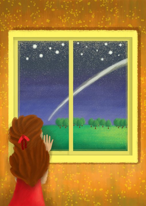 When You Wish Upon a Star - IreneRene