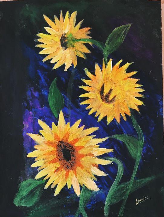 Sunflowers - Armin Mustafa