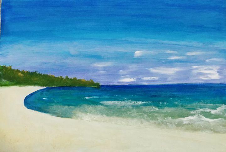 Beach - Armin Mustafa