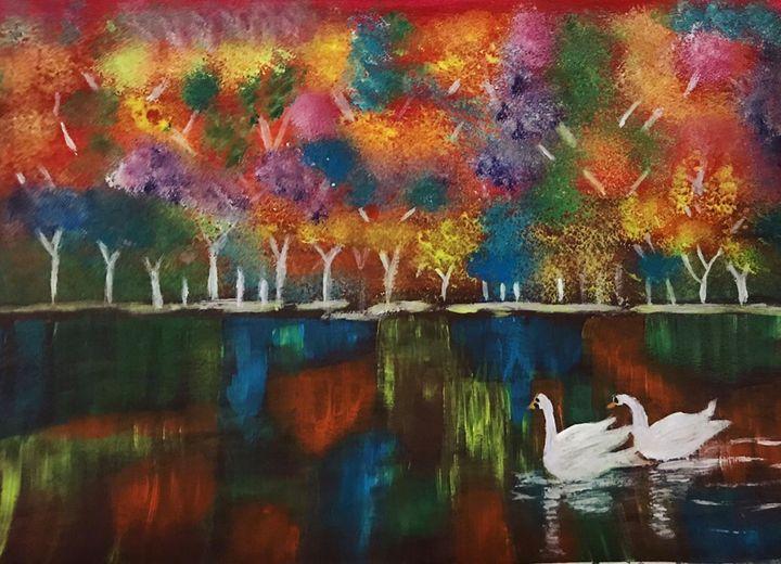 Swans - Armin Mustafa
