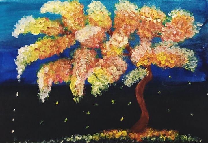 Abstract tree - Armin Mustafa