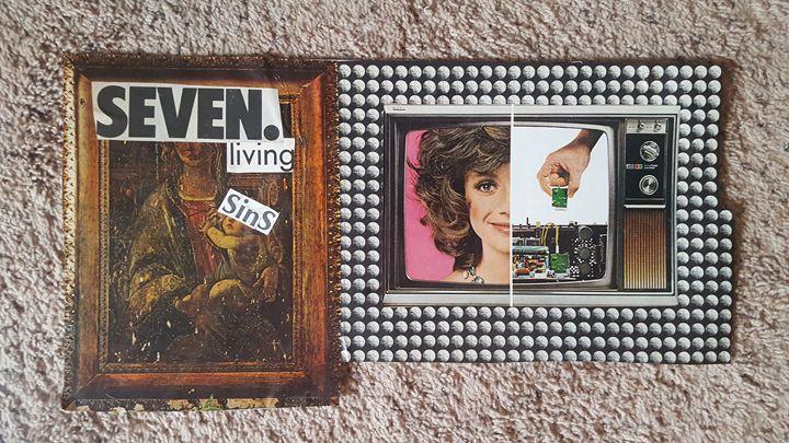 7 Living Sins - SaraNina