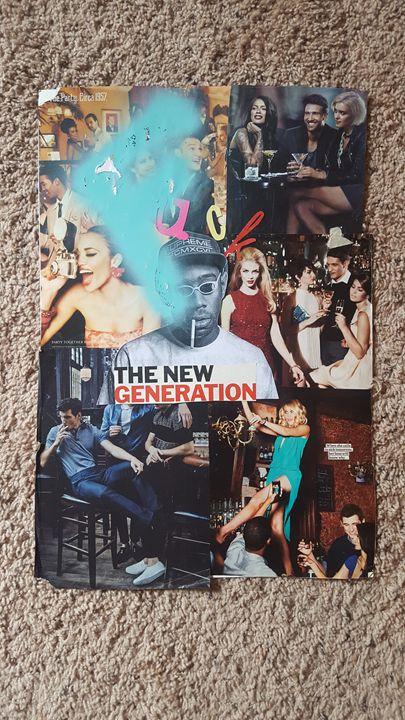 Fuck The New Generation - SaraNina
