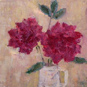Two roses - Elena Zapassky