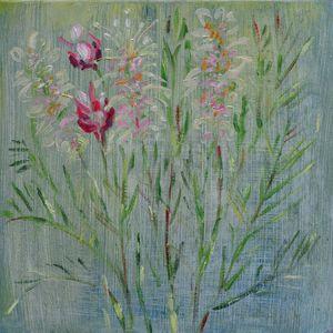 Flowers from a shop - Elena Zapassky