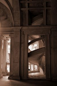 Stairs in the Convent of Christ - Elena Zapassky